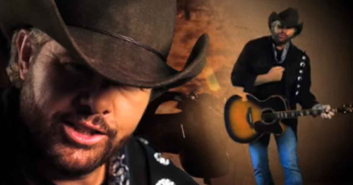 "Toby Keith's Latest Single ""That's Country Bro"" 1"