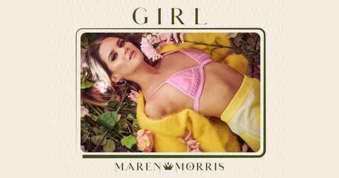 Maren Morris Gets Featured on Playboy Magazine 1