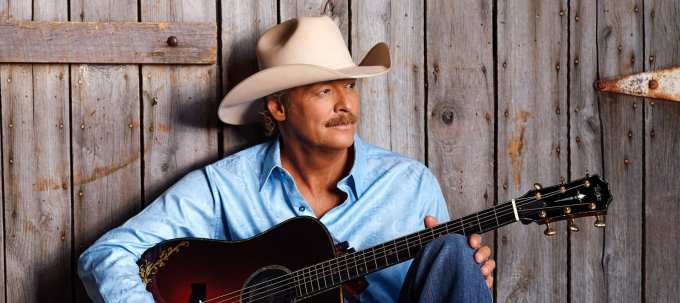 Alan Jackson, Here in the Real World
