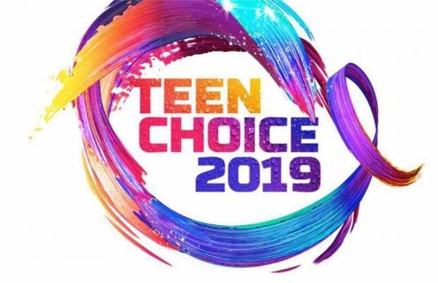 teen choice awards 2019 dan and shay speechless