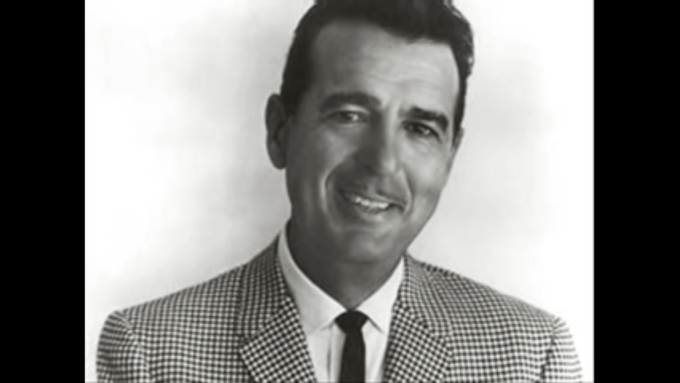 Tennessee Ernie Ford. Photo from YouTube via screengrab