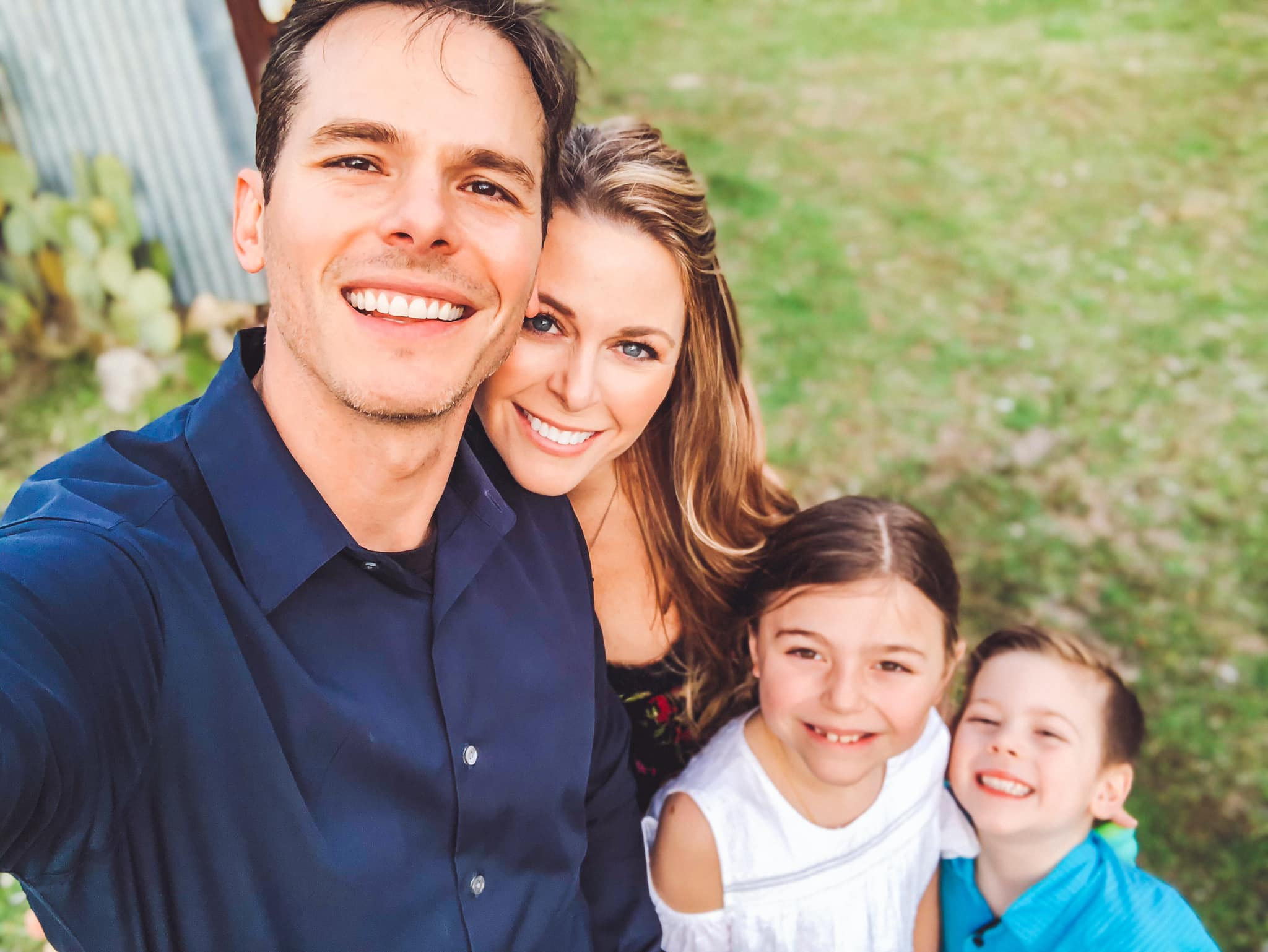 How Granger Smith's Wife, Amber Lifted Her Family's Spirits After Last Year's Mishap 2