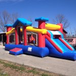 toddler town inflatable rental