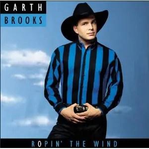 Garth Brooks Ropin' the Wind