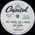 Jean Shepard Two Whoops and a Holler