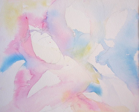 watercolor-birds-wings-negative space painting
