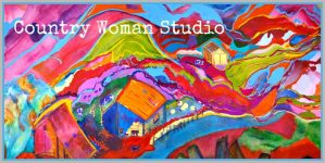painting gouache-countrywomanstudio