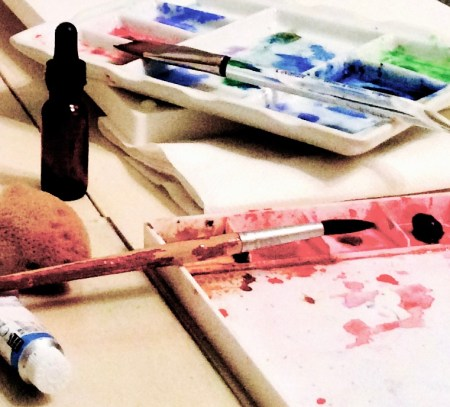 Tools of the Painter