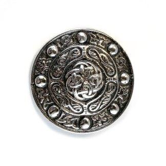 Celtic Buckler Pin