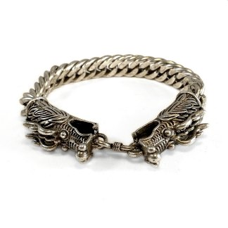 Dragon Cuban Link Bracelet