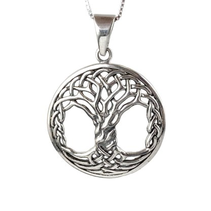Viking Tree of Life Pendant