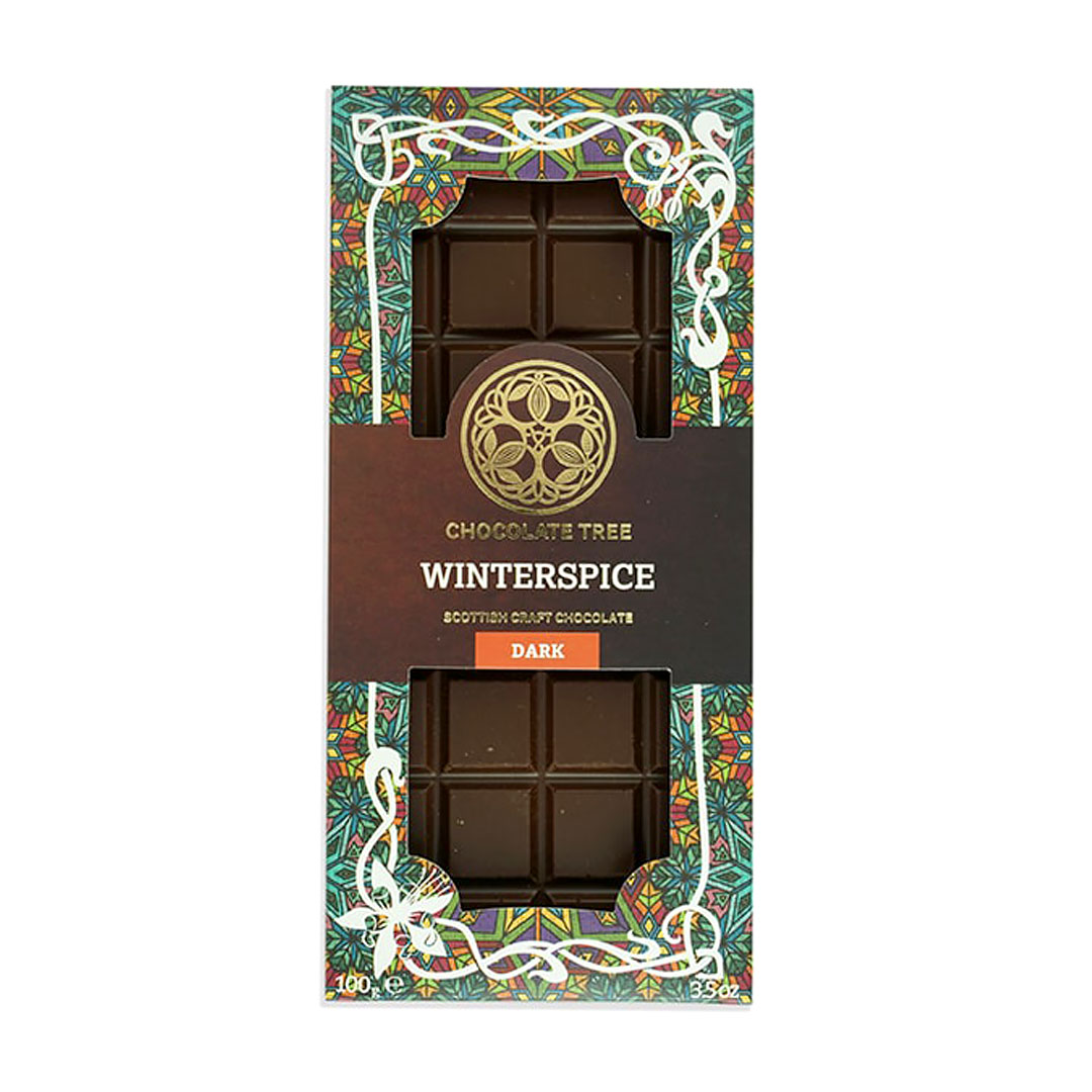 Winterspice Chocolate Bar