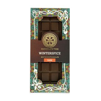 Winterspice Chocolate Bar