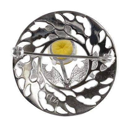 The Thistle Kilt Pin