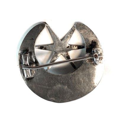 Crescent & Star Kilt Pin