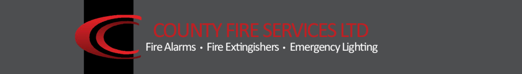 county fire service website banner