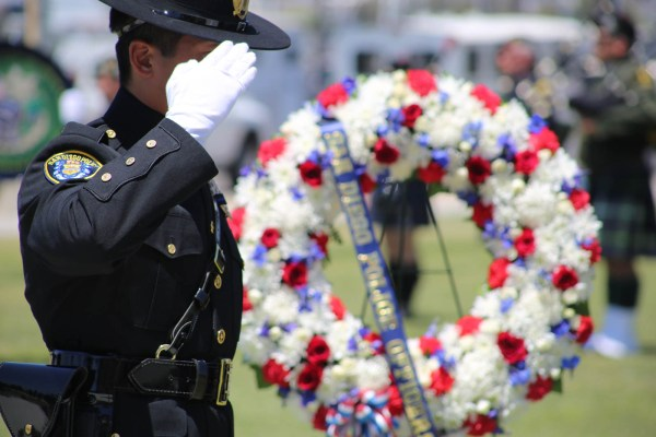 33rd Annual Law Enforcement Officers' Memorial Ceremony ...