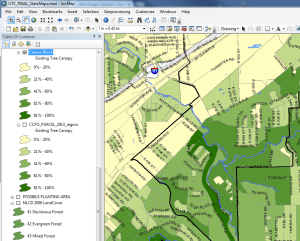 Sample Downloadable GIS data Image