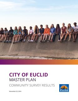 Cover of the Euclid Community Survey results document