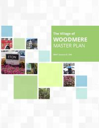 cover of the draft Woodmere Master Plan