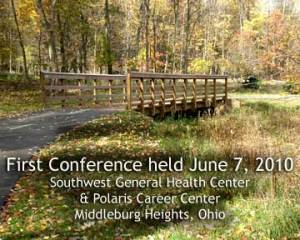 The first Trails & Greenways Conference was held in 2010