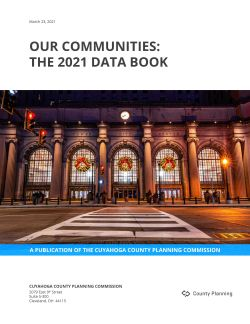 cover of Our Communities: the 2021 Data Book