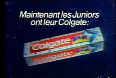 colgate junior