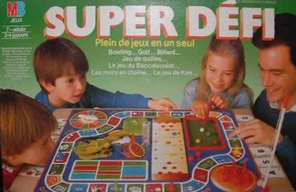 Les jouets de notre enfance. Superdefi