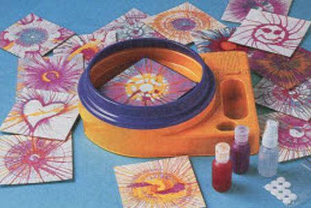 machine à peindre bandai