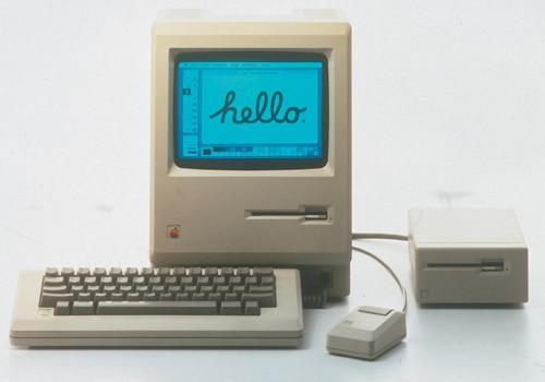 premier macintosh 1984