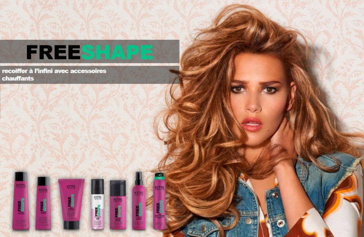 Produit KMS - gamme Freeshape