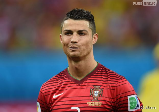 Coupe De Cheveux Cristiano Ronaldo Coupes De Cheveux