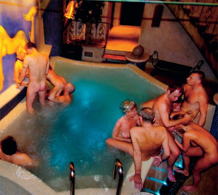 Swinger clubs holland join told
