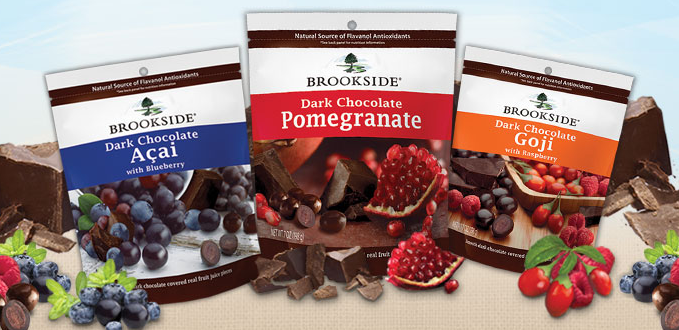 Brookside Dark Chocolate Fruit