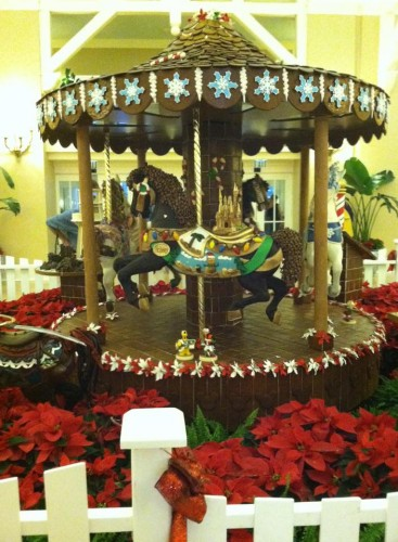 Christmas Time At The Walt Disney World Resorts