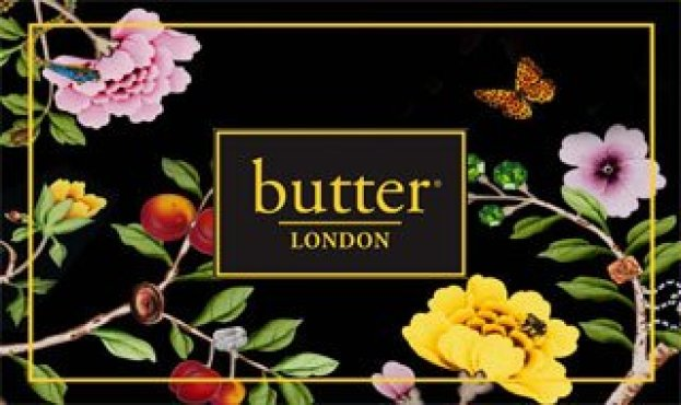butter london skin care product