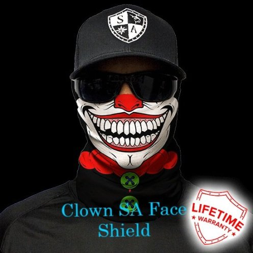 Clown SA Face Shield