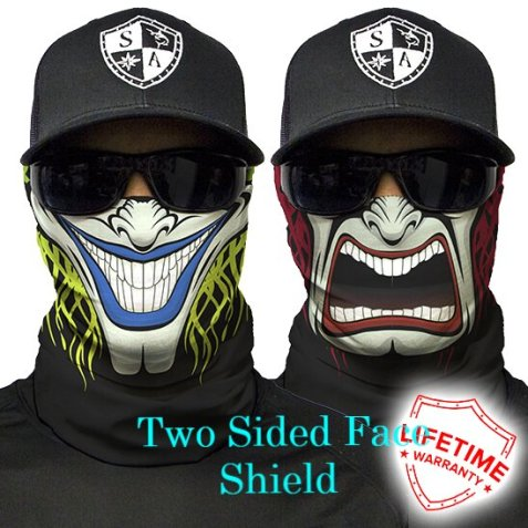 Two Sided SA Face Shield