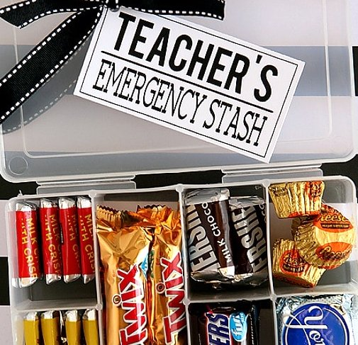 best gift ideas for teacher appreciation week