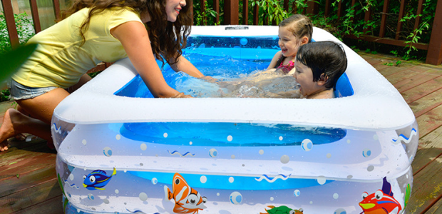 inflatable Bath tub for toodler