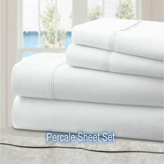 Percale Sheet Set