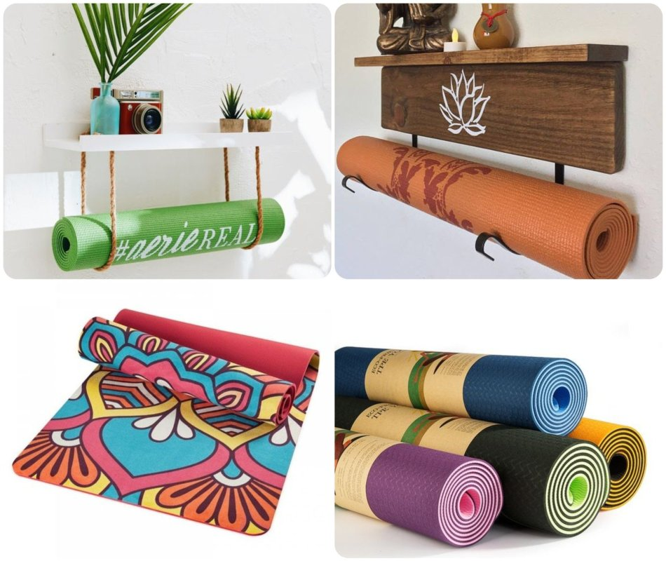 mother in law birthday gift idea yoga mat