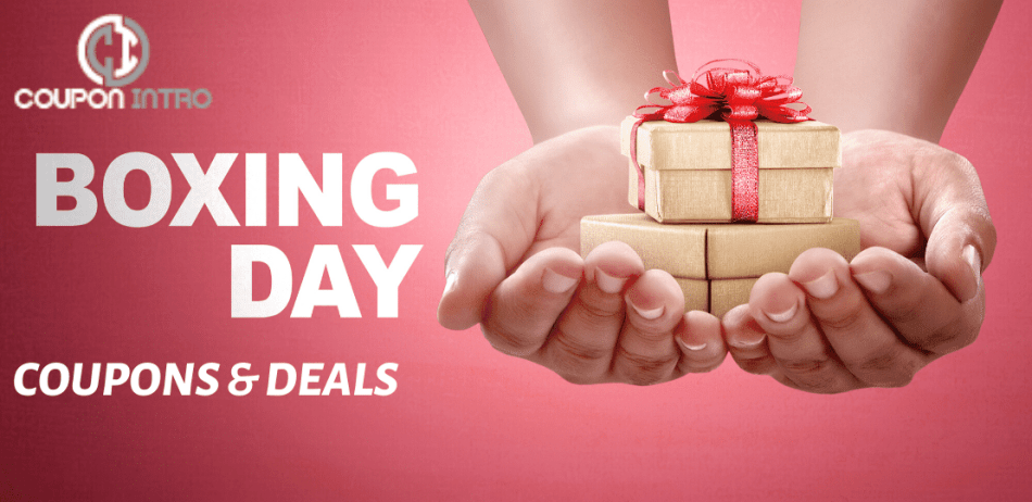 boxing day coupon and deals