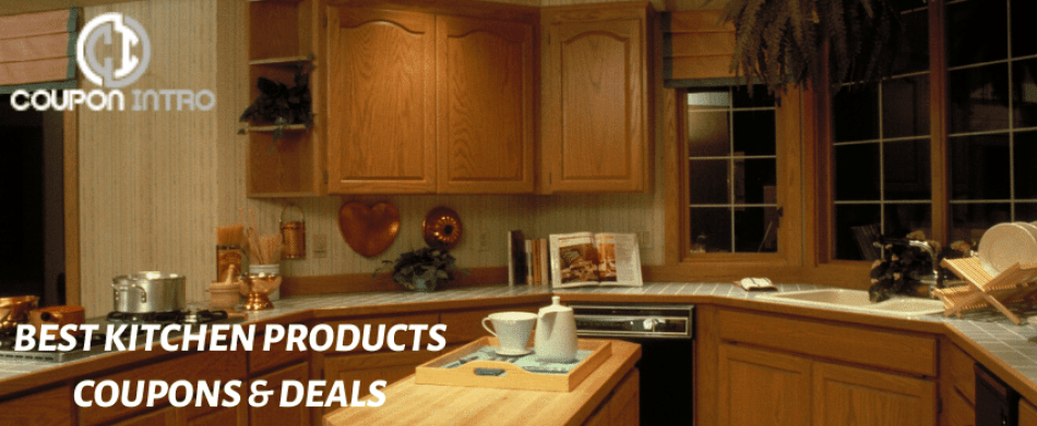 best kitchen products deals and coupon