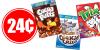 24¢ General Mills Cereal