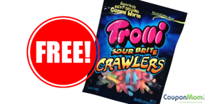 Free Trolli Candy