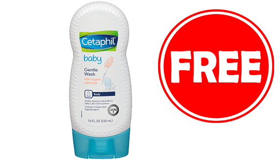 2 FREE Cetaphil + PROFIT! HURRY – Print Coupon While it Lasts!