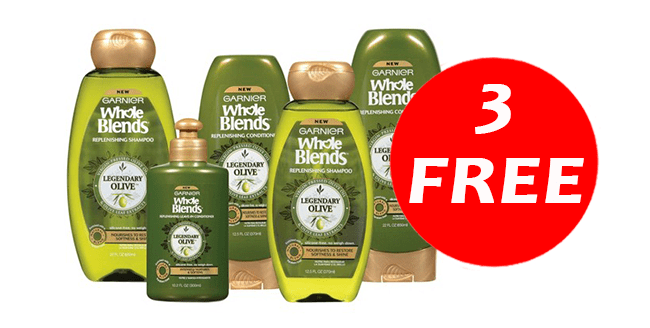picture regarding Garnier Whole Blends Printable Coupon named 3 Absolutely free Garnier Total BlendsJust Print Discount coupons - CouponMom Web site
