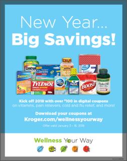Kroger New Year Big Savings Couponmom Blog