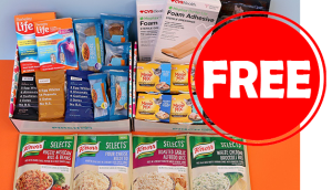 TODAY ONLY: Get Your FREE SAMPLE BOX - CouponMom Blog
